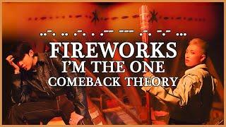 ATEEZ FIREWORKS Comeback Theory: Teasers Clues + Connections to Illusion, Say my Name & Answer
