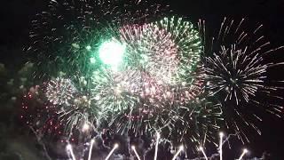 Открытие международного фестиваля фейерверков (Ессентуки, 24 мая 2019 года)