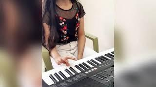 Fireworks by Katy Perry on keyboard