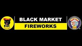 Black Market Fireworks Demo 2020