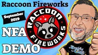 NFA 2019 Demo featuring Raccoon Fireworks