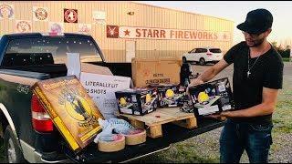 20,000 FIRECRACKERS BY STARR FIREWORKS!