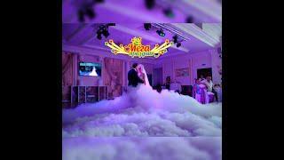 Тяжёлый дым, Спецэффекты на свадьбу в Астрахани, Холодные фонтаны, Снег, Пузыри, Конфетти,