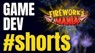 Save Load status | Fireworks Mania | Unity Game Dev Log | #shorts