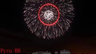 Top 5 most beautiful shell fireworks 600 1200mm
