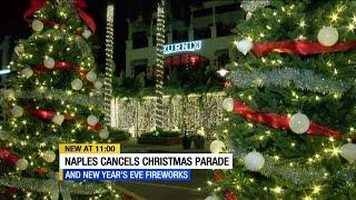 Naples City Council votes to cancel Christmas parade, New Year's Eve fireworks over COVID-19