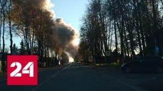 Число жертв взрыва на заводе пиротехники в Гатчине увеличилось до 3 - Россия 24