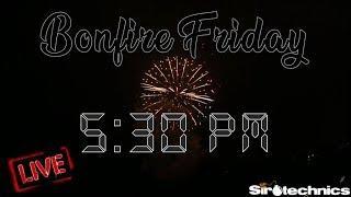 [LIVE] Bonfire Fireworks [LIVE]