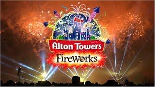 Alton Towers Ultimate Fireworks Spectacular 2018