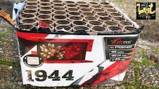 PXB2418 1944 49 shots Cake Piromax Fireworks