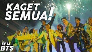 PETASAN Persis Di Belakang KEPALA | Scene Fireworks, Ziggy Zagga Diary Ep.13 Behind The Scene