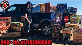 Fireworks Haul 2019! + FREE Canister Shells!