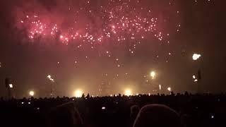 Alton towers fireworks 2018