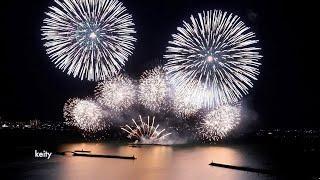 琵琶湖花火大会 2019 ✨Biwako Fireworks✨Highlights of 10,000 shots from the front of Lake Biwa