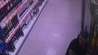 ограбление магазина в России