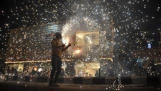 В Индии ограничили продажу фейерверков перед Дивали, люди недовольны