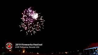 2019 Red Apple Fireworks Festival LIVE!