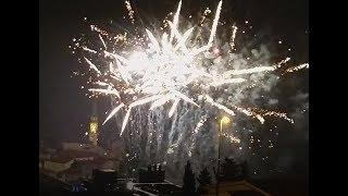 Budva Spectacular Fireworks Show