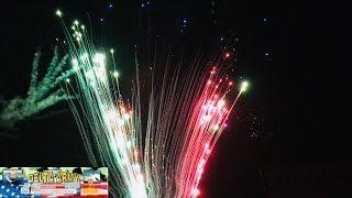 Delta Army - 192 Shots - Legend Fireworks