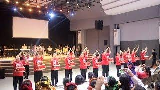 "Shachah Ministries International - Chinese Drum Dance ""The Attack"" (Fireworks-Indonesia)"
