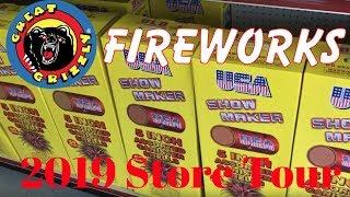 Great Grizzly Fireworks Super Store Tour 2019 (Forest Park GA)