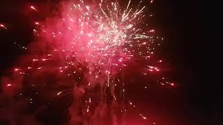 HALLOWEEN FIREWORKS SHOW!