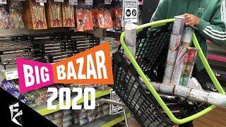 2020 BIG BAZAR CAT1 VUURWERK SHOPPEN & AFSTEKEN MET AW FIREWORKS | FAVOCREW