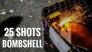 25 Shots Assorted Bombshell by Phoenix Fireworks Philippines New Year's Eve 2020 - 2021