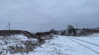 03.01.2021 поезд Москва - Переславль