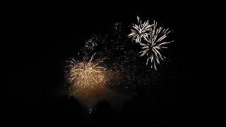 Texas Renaissance Fetival Fireworks