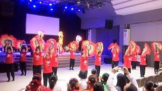 Shachah Ministries International - Warrior Chinese Fans (Fireworks-Indonesia 2018)