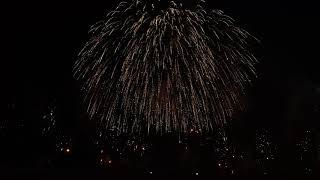 Fire Dance + USA-Made Fireworks + Epic Soundtrack = Awesome AM Pyro Show at 50th PGI 2019