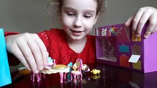 Куклы-хлопушки с конфетти Party Pop teens surprise  обзор