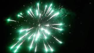 Новогодние салюты в Ефимьево. Вязники 2014 2015 2016 год