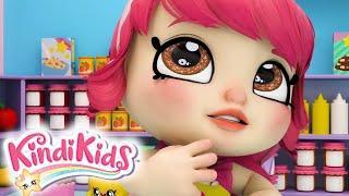 Кинди Кидс -  Победа!  - Сборник - Веселый мультфильм для девочек