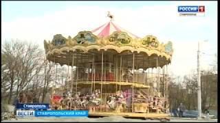 Детский городок вместо кафе: депутаты отправились в рейд по паркам
