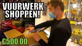 VUURWERK SHOPPEN EN AFSTEKEN BELGIË! | ZENA VUURWERK & LOOTS VUURWERK!