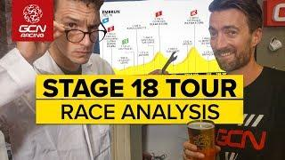 Analysis: Tour de France 2019 Stage 18 | Fireworks On The Galibier