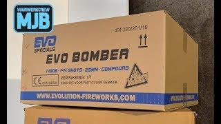 EVO BOMBER BOX - EVOLUTION FIREWORKS 2019 2020
