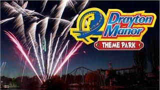 Drayton Manor Fireworks Vlog November 2018