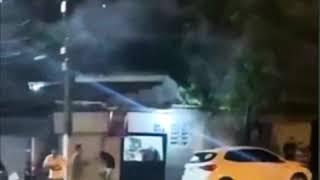 Обстрелял фейерверками | АКУЛА