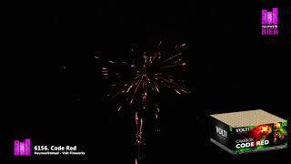 Code Red - Vuurwerktotaal - Volt Fireworks - vuurwerkbieb.nl