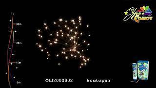 "Фестивальные шары ФШ2000602 Бомбарда (2"" х 6)"