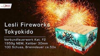 Tokyokido von Lesli Fireworks
