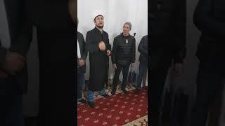 Русский принял ислам в Москве