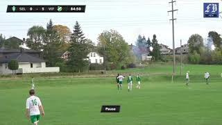 Norway: Football player tears down power lines during match and creates fireworks!
