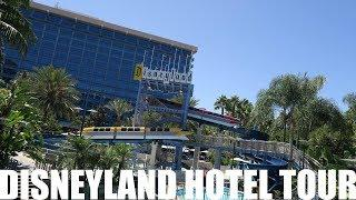 Disneyland Hotel Tour | Rooms, Dining, Trader Sams, Concierge Level, Fireworks!