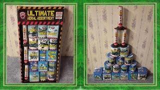 Fireworks Demo (Assortment) - Ultimate Aerial Assortment (Dominator)