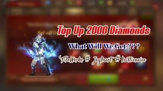 Let's Go #TopUp #DarkRanger #Diamonds #EraOfCelestials #FireWorks #JoyMart #Millionaire #Eoc