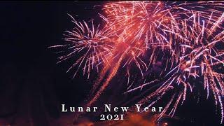 2021 FPV Through Lunar New Year Fireworks in Beijing.